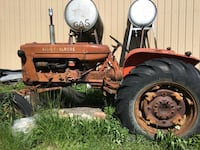 Ali's Chalmers D14 tractor 1958 South Pymatuning, 16150