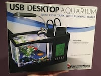 Usb desktop aquarium  Woodbridge, 22191