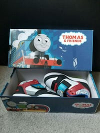 New Thomas & Friends toddler boys shoes size 8  San Francisco, 94103