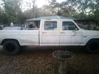 Ford - F-350 - 1985 Silsbee, 77656