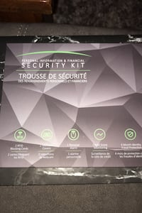 Brand New Personal Info & Financial Security Kit Toronto, M9B 0B3