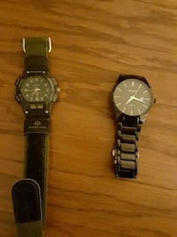 2 watches  48 km
