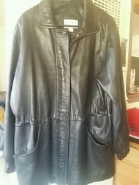 Ladies large leather jacket Roswell, 88203