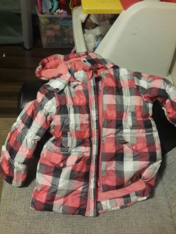 women's multicolored plaid dress shirt