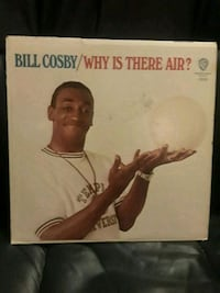 """Bill Cosby,""""Why is there Air?""""Vinyl Alorton"""