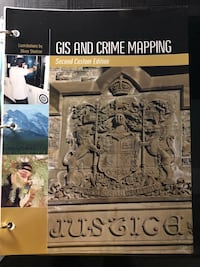 GIS and Crime Mapping textbook London, N6K 2R2