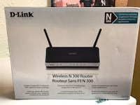 D-link wireless n300 router Prince Albert, S6V