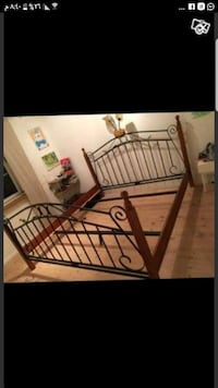 black metal bed frame screenshot غوتنبرغ, 424 53