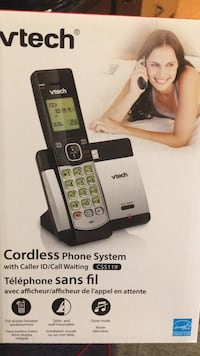 Rarely User Cordless phone with box Mississauga