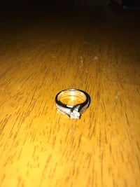 silver-colored and gold-colored ring Watauga, 76148