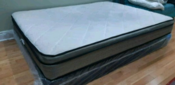 Queen bed/delivery available
