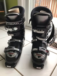 BRAND NEW skis, ski boots (27.5), and poles Mississauga, L5N 7G6