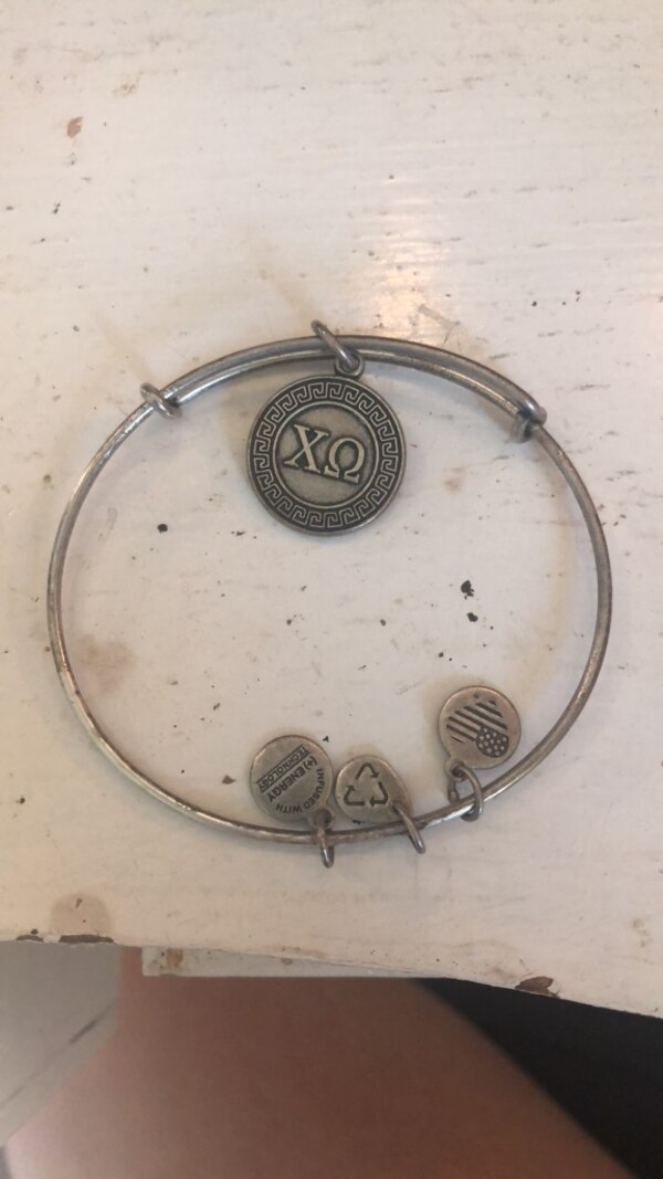 Chi Omega Alex  and Ani
