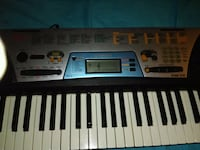 grey and white electronic keyboard Cincinnati, 45244