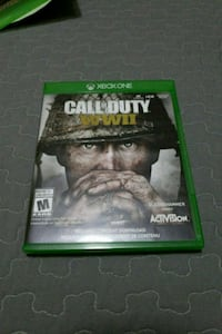 Call of Duty WWII Xbox one  Laval, H7P 2N6