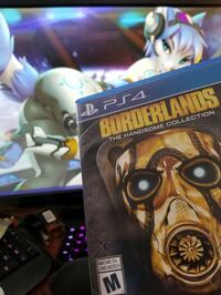 Borderlands The Handsome Collection PS4  Toronto, M1K 5E1