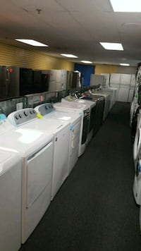 Top load washer  and dryer from $275 eash one  Randallstown