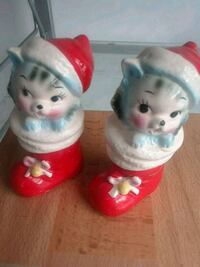 Antique kitten salt and pepper shakers from Japan Hagerstown, 21740
