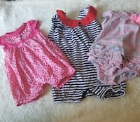 Baby Girl Used Clothes Paramount, 90723