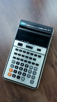 Casio Pro FX1 Scientific Calculator Hesap Makinesi
