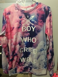 Boy who cried wolf sweater Stafford, 22556