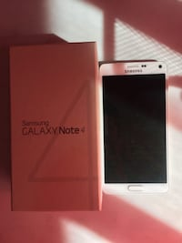 SAMSUNG GALAXY NOTE 4 BLANCO 6417 km