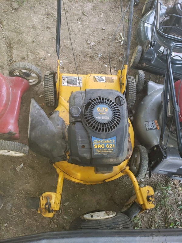 Used Cub cadet 621 SRC for sale in Eighty Four - letgo