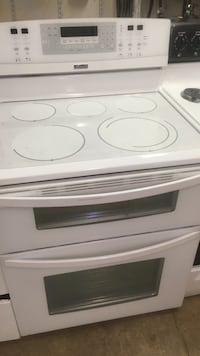 white and gray induction range oven Kettering, 45409