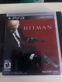 PS3 GAME HITMAN Toronto, M6M 2M7