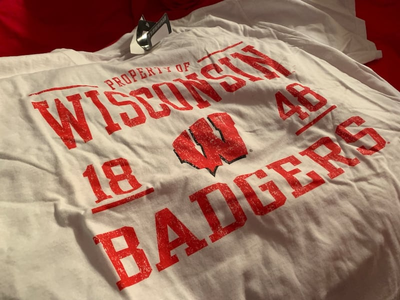 Wisconsin Badgers Established Shirt 626a7568-f3b3-444f-a423-9b4331db98e4