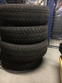 Winter tires 205 65 R 16 Hyundai - Sonata - 2013 Toronto