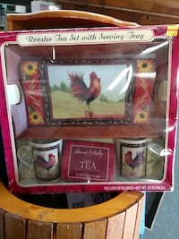 Tea set Coos Bay, 97420