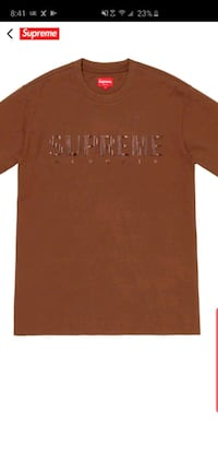 Supreme gradient shirt small McLean, 22102