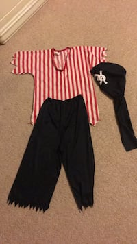 pirate costume Hagerstown, 21742