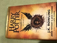 Harry Potter and the cursed child Salem, 97306