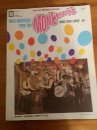 The monkees sheet music