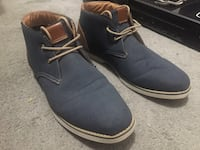 Blue George boots  Quinte West, K8N 4Z5