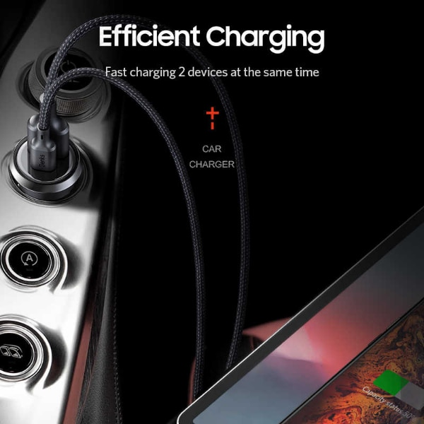 Benks C29 Fast Charging PD Car Charger e84bb1e9-fab8-4f27-961a-1d5d222c1802