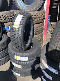 235/75R15 SET OF 4 TIRES ON SALE ⭐WE CARRY ALL BRAND AND SIZES WE FINANCE NO CREDIT NEEDED  Lafayette