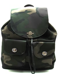 New Coach CAMO backpack   Gaithersburg, 20879
