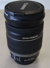 Canon 18 - 200 mm Lens Mississauga