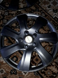 16 inch caps with cover steering 20$  Montréal