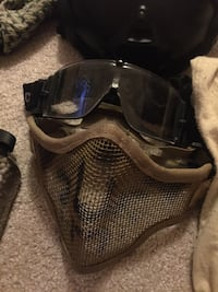 Airsoft equipment 171 mi