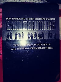 6 disc cd series band of brothers