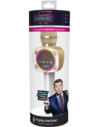KARAOKE CARPOOL MIC (NEW)