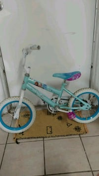 "Disney Frozen - Kids Bike - 14"" wheels Guelph, N1H 3A7"
