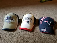 Patriots superbowl caps Alexandria, 22312