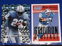 HOF Barry Sanders 5 Card Lot  Lutz, 33558