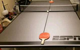 Espn Table tennis table