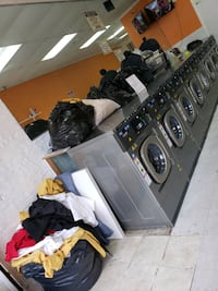 Established laundromat for sale in union co! Roselle